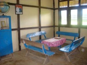 Ruang guru dan kepsek